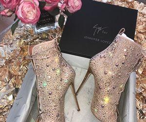 fashion, luxury, and shoes image