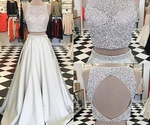 dress, Prom, and cheap prom dresses image