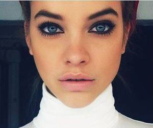 model, makeup, and barbara palvin image