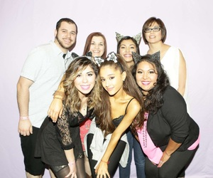 celebrity, fans, and ariana grande image