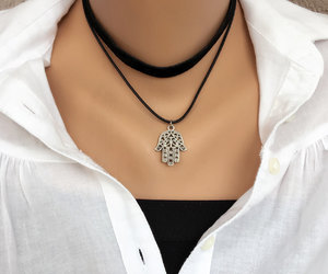 etsy, necklaces, and birthday gift image
