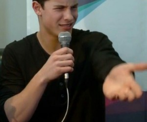 reaction, shawn mendes, and mendes image