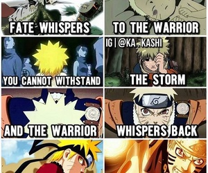 anime, naruto, and quotes image