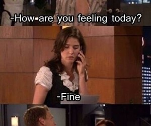 funny, himym, and humor image