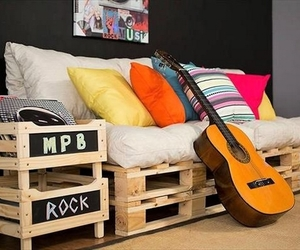 adorable, furniture, and pallets image