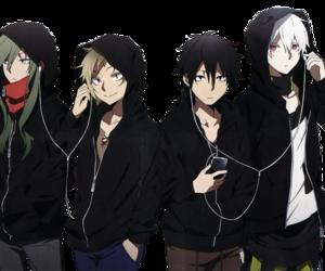 konoha, kagerou project, and anime image