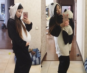 asian, kawaii, and panda image