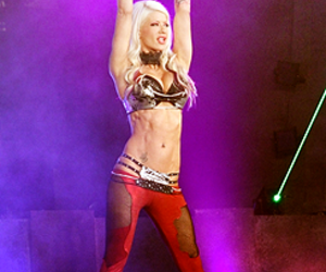 TNA, angelina love, and impact wrestling image