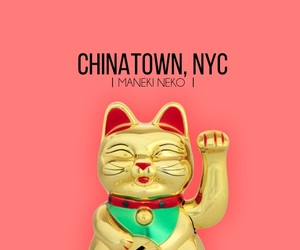 art, chinatown, and clever image