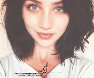 emily rudd, model, and eyes image