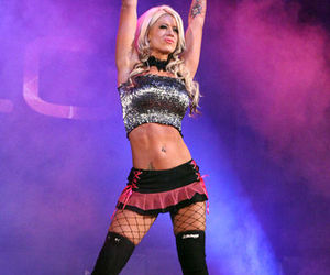 angelina love, TNA, and impact wrestling image