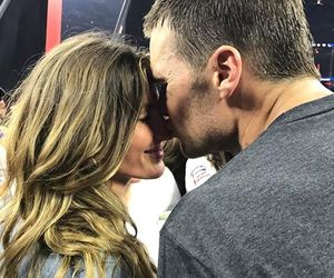 couple, goals, and tom brady image