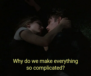 90's, cinema, and quotes image