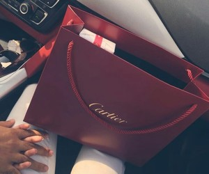 cartier, luxury, and gift image