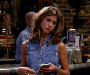 friends, Jennifer Aniston, and rachel green image