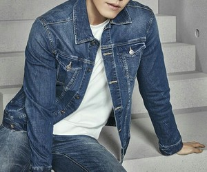 actor, handsome, and 김우빈 image