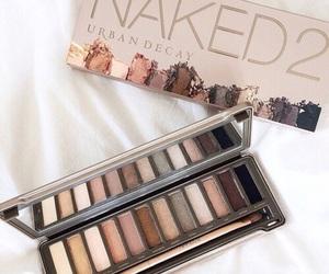 eyeshadow, makeup, and eyeshadow palette image