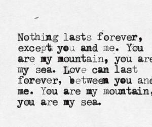Lyrics, mountains, and biffy clyro image