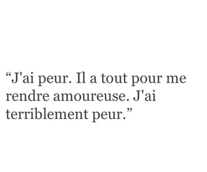quotes, sad, and french image