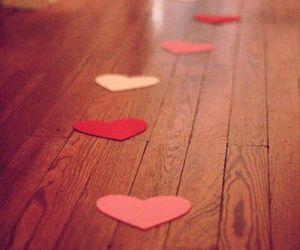 love, hearts, and valentine image