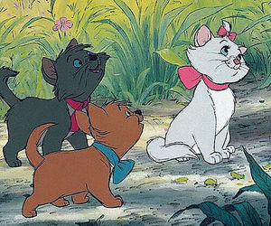 disney, aristocats, and cats image
