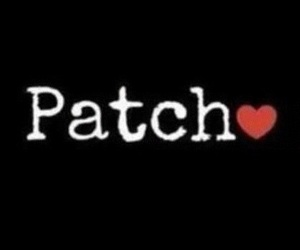 patch, hush hush, and patch cipriano image