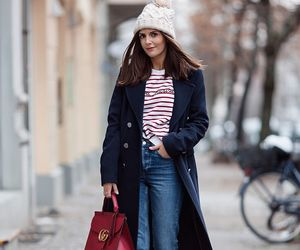 blog, stripes, and blogger image