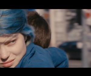 film, blueisthewarmestcolor, and Lea Seydoux image