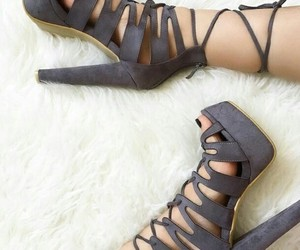 shoes, fashion, and beauty image