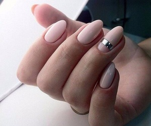 nails, style, and makeup image