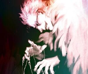 one piece, doflamingo, and anime image