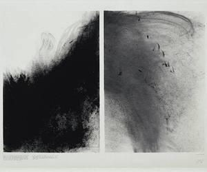 art, black and white, and grunge image