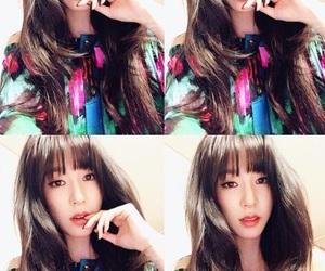 girls, yuri, and hyoyeon image