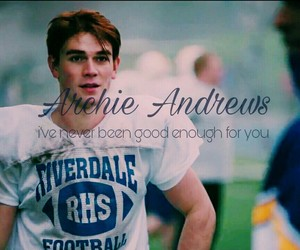 edit, riverdale, and archie andrews image