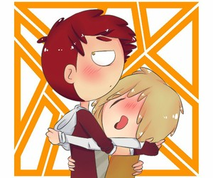 foxy, golden, and fnafhs image