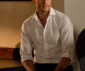 christian grey, fifty shades darker, and movie image