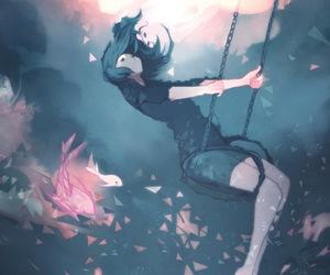 fish, art, and beautiful image