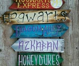 azkaban, harry potter, and hogwarts image