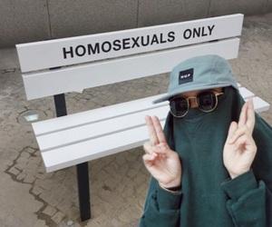 beautiful, gay, and girl image