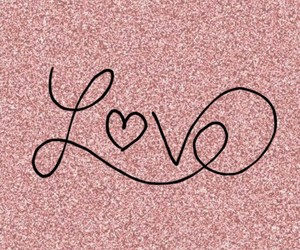 pink, backgrounds, and love image