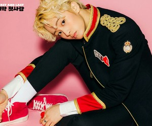 kpop, mark, and teaser image
