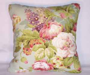 english garden, etsy, and 17 inch square image