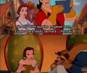 disney, frases, and books image