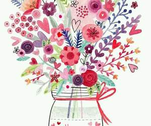flowers and birthday image