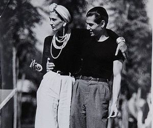 coco chanel, photography, and vintage image