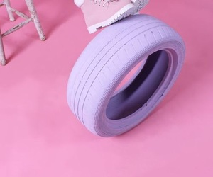 pink, pastel, and purple image