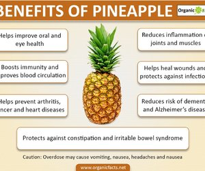 pineapple, benefits, and pineapple benefits image