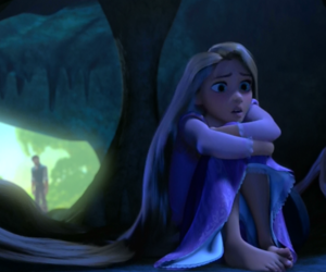 disney, tangled, and movie image