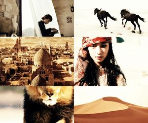 as cronicas de narnia, shasta, and o cavalo e seu menino image