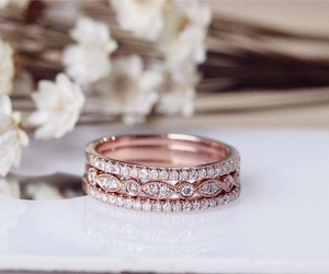 jewellery and rose gold image